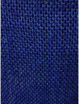Arpillera color azul marino