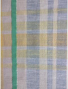 Lino cuadros azul, verde , amarillo