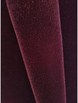 Terciopelo de Poliéster marrón