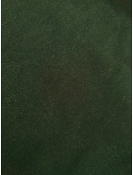 Terciopelo de Poliéster verde