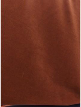 Terciopelo de tapiceria marrón