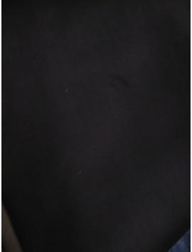 Terciopelo de tapiceria negro