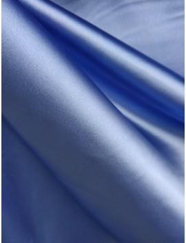 Satén (sedón) azul