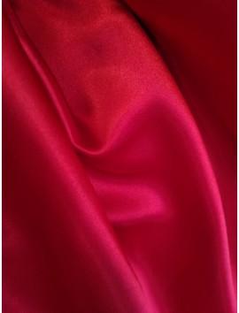 Satén (sedón) rojo