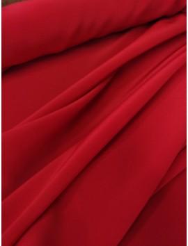 Crepé rojo (crespón)