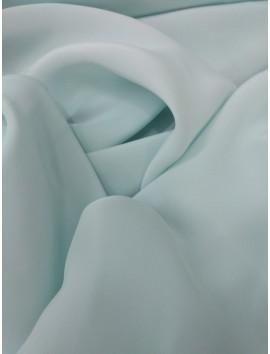 Crepé azul celeste (crespón)