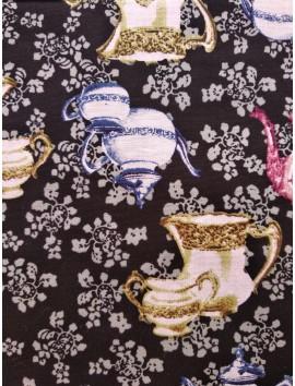 Algodón  porcelana