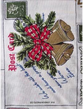 Popelín Navidad cartas