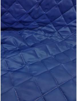 Acolchado (Guateado) Azul