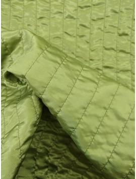 Forro Acolchado (Guateado) verde