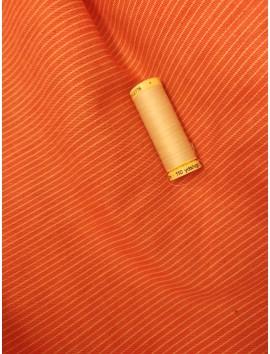 Gabardina rayas naranjas