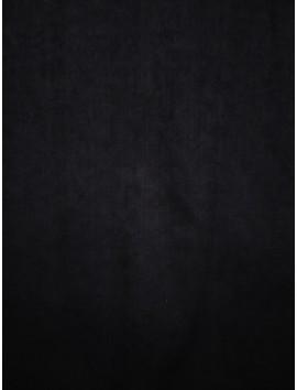 Antelina negra, con spandex