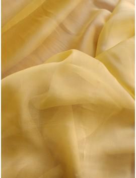 Seda Amarilla lisa