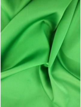 Satén piel de ángel verde  c2