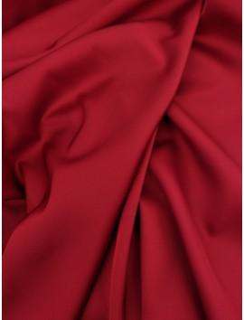 Satén piel de ángel rojo c14