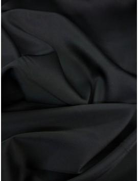 Satén piel de ángel negro c21