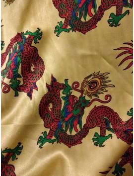 Raso de carnaval dragones