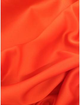 Satén piel de ángel naranja  c6