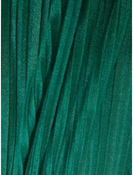 Plisado verde