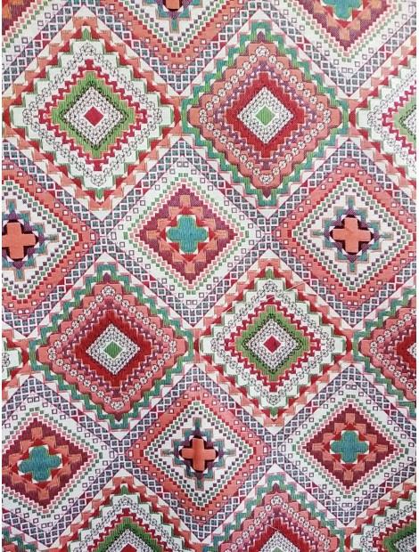 Gobelino dibujo patchwork