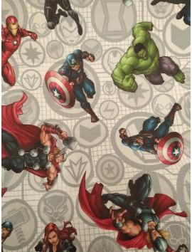 Algodón  Avengers (A)