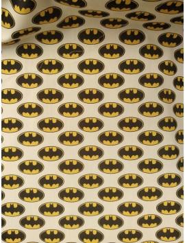 Algodón  SImbolo Batman