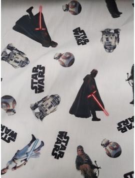 Algodón  Droides de Star Wars