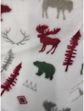 Coralina invierno, renos y osos