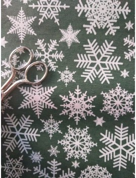 Mantel resinado antimanchas navidad