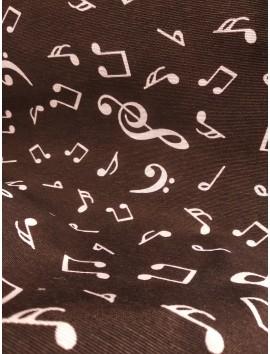 Loneta notas musicales clave de sol