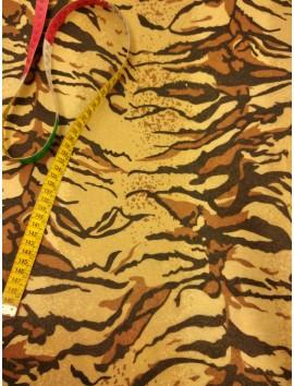 Fieltro animal print