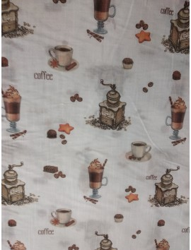Cortina Molinillos de café