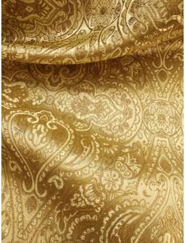 Brocado oro, dorado