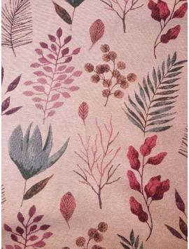 Tela de tapiz gobelino ramas