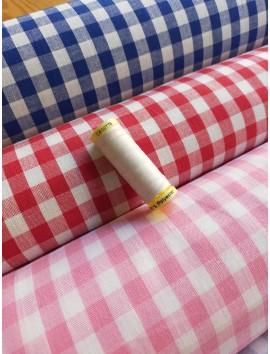 Vichy de algodón