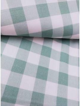 Vichy de algodón 0,8 cm