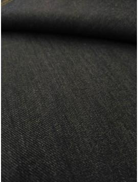 Tela de sastre,  lana gris gris marengo