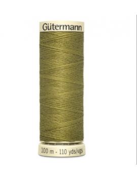 Hilos Gutermann 397 verde caqui claro