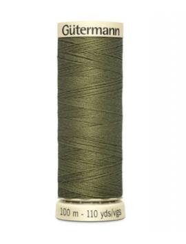 Hilos Gutermann 432 verde musgo