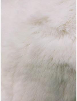 Pelo ecológico Blanco