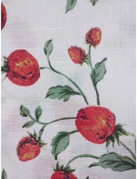 Cortina fresas